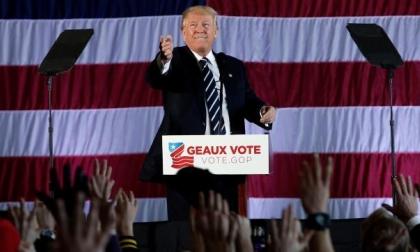 Chuyến đi cảm ơn nước Mỹ sau khi Donald Trump đắc cử
