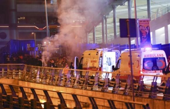 Được biết 10 người đã bị bắt vì nghi có liên hệ đến các vụ tấn công đêm 10/11. (Ảnh: Reuters)
