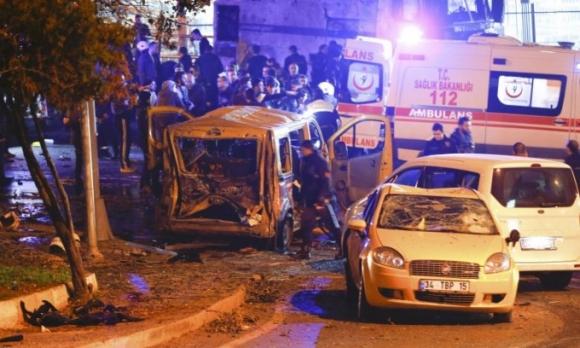 Hiện chưa có nhóm khủng bố nào đứng ra nhận trách nhiệm vụ về 2 vụ đánh bom này. (Ảnh: Reuters)