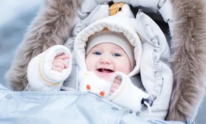 Những sai lầm mẹ hay mắc phải khi chăm sóc con vào mùa đông