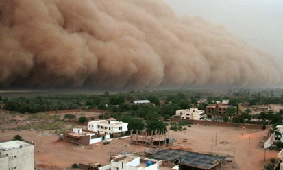 Sudan rơi vào tình trạng đáng báo động vì biến đổi khí hậu