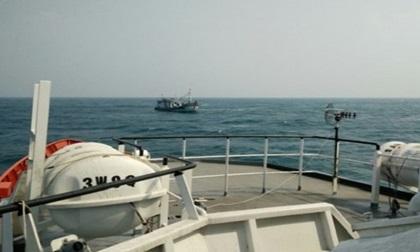 7 thuyền viên được cứu sau 3 ngày trôi dạt trên biển
