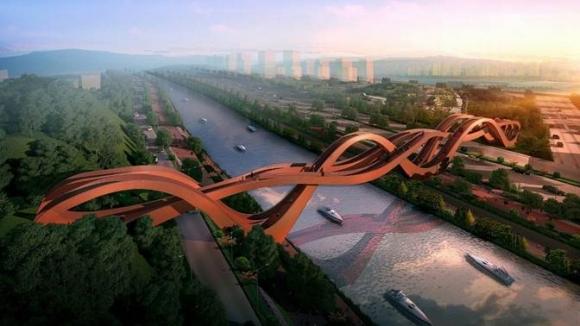 5 cây cầu có thiết kế táo bạo sắp được khánh thành
