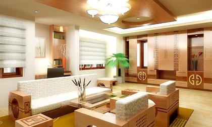 3 ý tưởng trang trí trần nhà thêm độc đáo