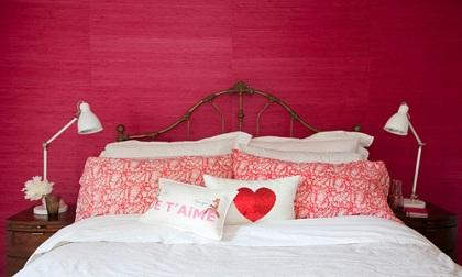 10 mẹo trang trí cho phòng ngủ tươi vui