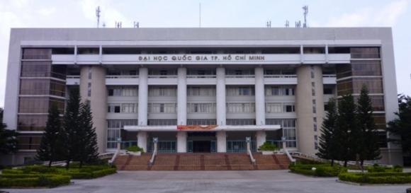 Đại học quốc gia Thành phố Hồ Chí Minh.