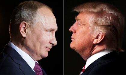 Vượt qua Trump, Putin trở thành nhân vật quyền lực nhất thế giới 2016