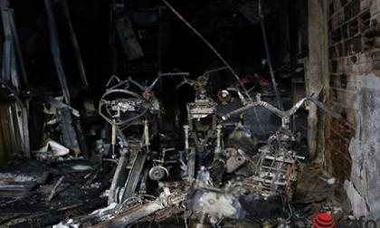 Sài Gòn: 1 ngày 2 vụ cháy lớn