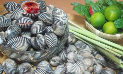 Cách làm sò huyết hấp sả thơm ngon bổ dưỡng