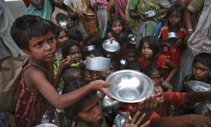 Thế giới cam kết 75 tỷ USD xóa nghèo cùng cực