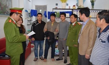 Thưởng nóng ban chuyên án bắt nghi phạm cướp ngân hàng ở Huế
