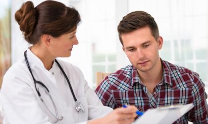 5 dấu hiệu bệnh ung thư vú ở nam giới