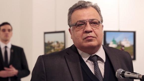 Chân dung Đại sứ Nga bị ám sát ở Thổ Nhĩ Kỳ