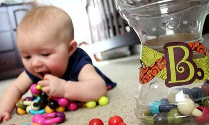 Bảo vệ trẻ nuốt phải dị vật