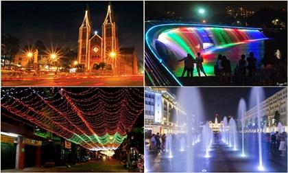 Đi chơi Noel 2016 ở đâu tại Sài Gòn?