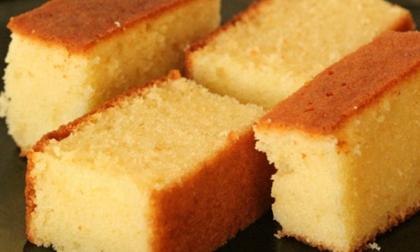 Cách làm bánh bông lan xốp mềm, thơm ngon như ngoài tiệm