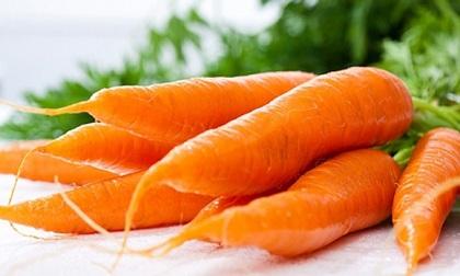 10 thực phẩm cần thiết cho đôi mắt sáng đẹp