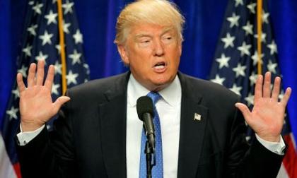 Ông Trump tuyên bố sẽ giải thể tổ chức từ thiện đang bị điều tra