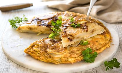 Cách làm món tortilla