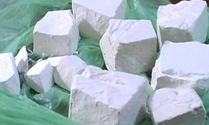 Bắt giữ 6 đối tượng vận chuyển 10 bánh heroin