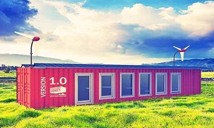 Ngôi nhà container   giải pháp cho thời kỳ khủng hoảng nhà ở