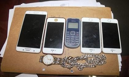 'Cài bẫy' sinh viên đi giao hàng để chiếm đoạt điện thoại đắt tiền