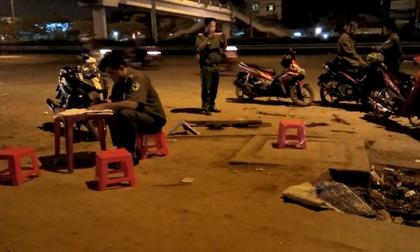 TP HCM: Hỗn chiến trong đêm, nam công nhân nằm gục bên vũng máu