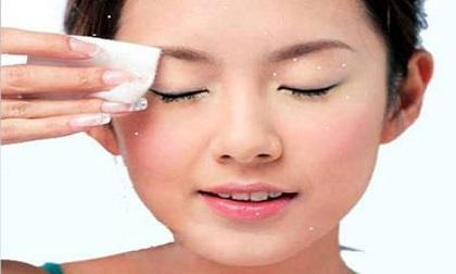 Những cách tẩy trang an toàn cho da