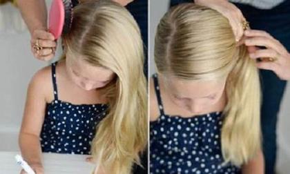 Cách làm tóc đẹp cho con gái đi chơi Tết