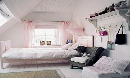 5 mẫu thiết kế phòng ngủ dành tặng các thiên thần nhỏ
