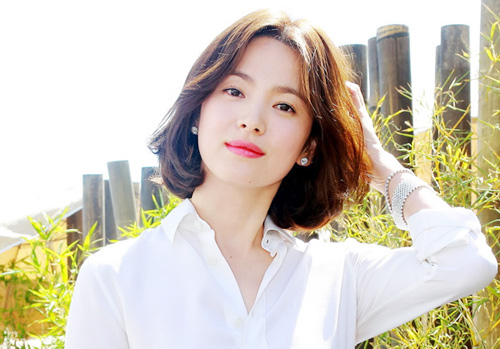 Người đẹp Song Hye Kyo xếp ở vị trí gần áp chót - 98