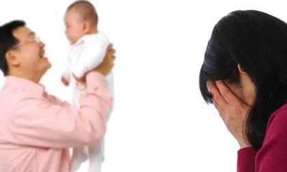 Vợ rộng lòng nuôi con trai của chồng với người giúp việc