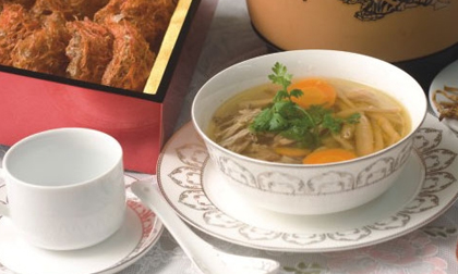Những món ăn ngon và bổ dưỡng từ yến