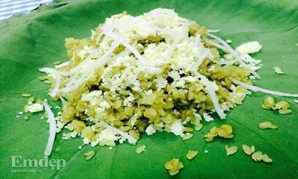 5 món ngon chế biến từ cốm mang hương vị đặc trưng của Hà Nội