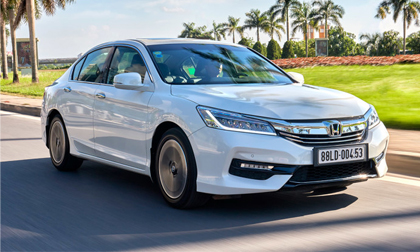Bảng giá xe ô tô Honda dịp tết Đinh Dậu – nhiều mẫu xe giảm giá gây chú ý
