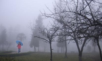 Tin thời tiết ngày 5/11: Bắc Bộ độ ẩm tăng, duy trì nhiệt độ cao