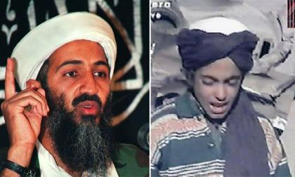 Mỹ đưa con trai Bin Laden vào danh sách khủng bố quốc tế