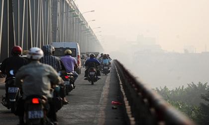 Tin thời tiết ngày 7/1: Độ ẩm tăng mạnh, nhiều nơi có sương mù