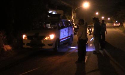 Bình Dương: Bắt đối tượng dùng dao đâm tài xế taxi nhằm cướp tài sản
