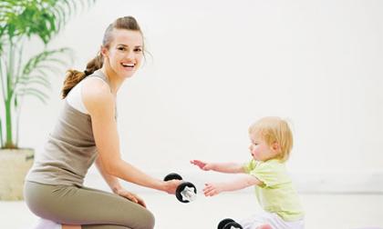 8 mẹo cho con bú và vẫn giảm cân an toàn