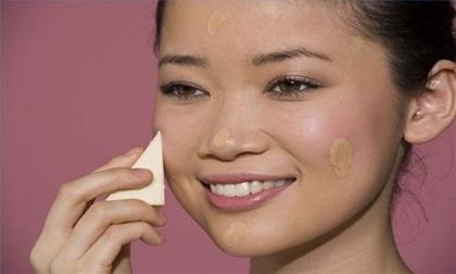 Những lưu ý khi trang điểm cho làn da bị mụn