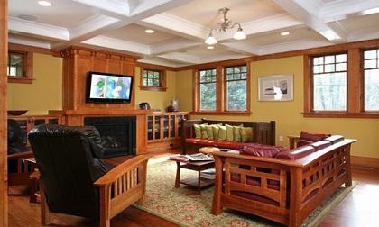Bộ sưu tập phòng khách mang phong cách Nhật Bản