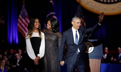 Nội dung bài phát biểu cuối cùng của Tổng thống Obama tại Chicago