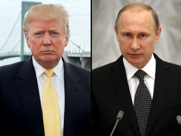 Quan hệ Nga - Mỹ đang là chủ đề nóng sau khi ông Donald Trump đắc cử Tổng thống