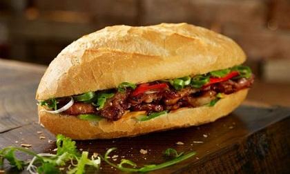 Cách làm bánh mỳ kẹp thịt thơm phức, ngon tuyệt cho bữa sáng