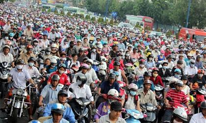 Treo giải 200.000 USD cho giải pháp chống tắc đường tại Hà Nội