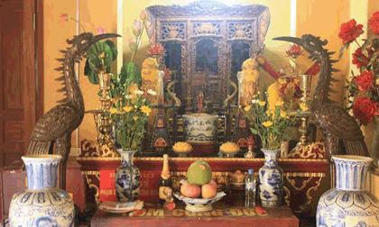 Mẹo lau dọn bàn thờ ngày 23 tháng chạp Âm lịch hàng năm
