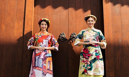 Xu hướng thời trang nổi bật Tết 2017 phái đẹp không thể bỏ qua