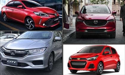 Top xe hơi đáng mong đợi sẽ đổ bộ Việt Nam trong năm 2017