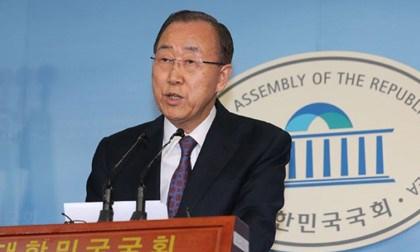 Tại sao ông Ban Ki-moon từ bỏ giấc mơ tổng thống Hàn Quốc?